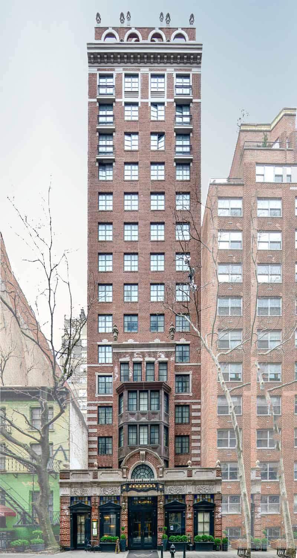 The Walker Hotel  52 W 13th Street