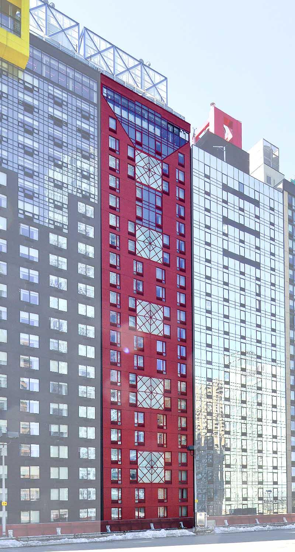 Marriott Fairfield Inn  330 W 40th Street