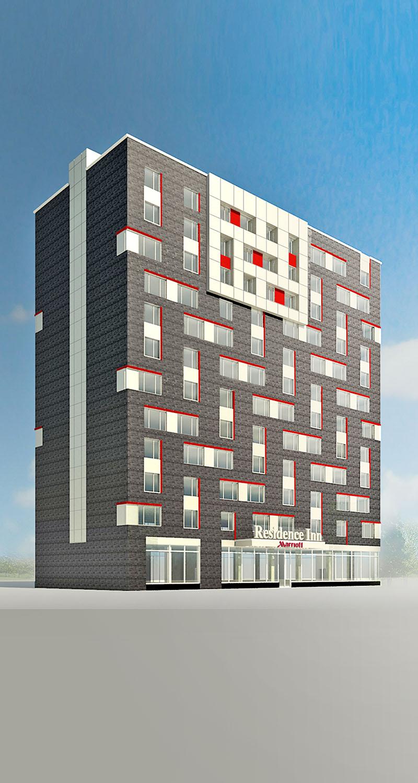 Marriott Residence Inn  142-30 135th Avenue