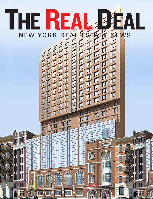 338 W 36th Street:A 570-room hotel by GKA - February 6, 2019