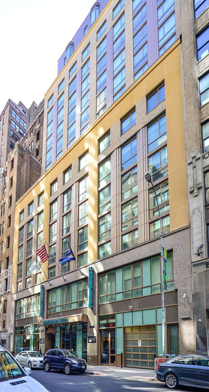 Hilton Homewood Suites  312 W 37th Street