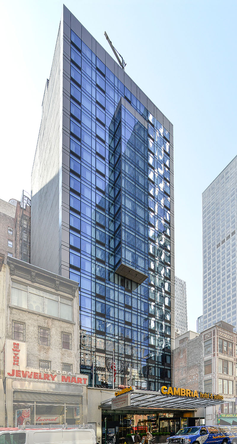 Cambria Suites  30 W 46th Street