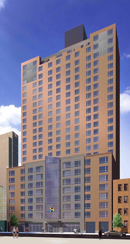 Hyatt Place  350 W 39th Street