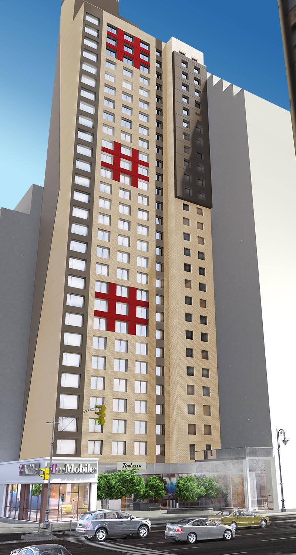 Radisson Hotel  525 8th Avenue