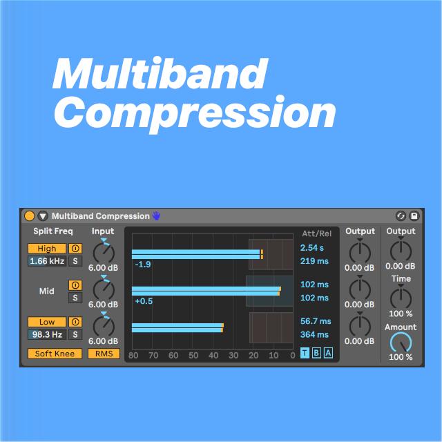 Multiband Compression