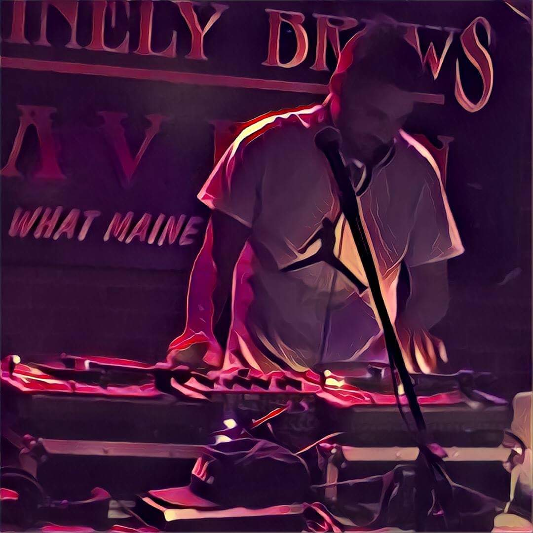 VICTOR RIOS - We had a 90s party. Everybody played their part and DJ Rew was no different. His playlist included the best of 90s Hip Hop and Dance as we requested and he slayed it. The music makes a party and our party was epic.