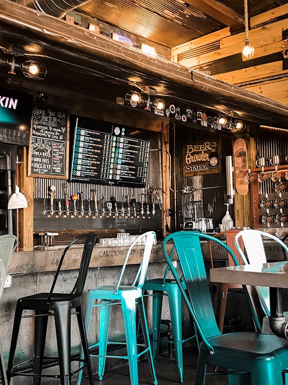 Craft Beer and Coffee shop Grayling Michigan.jpg