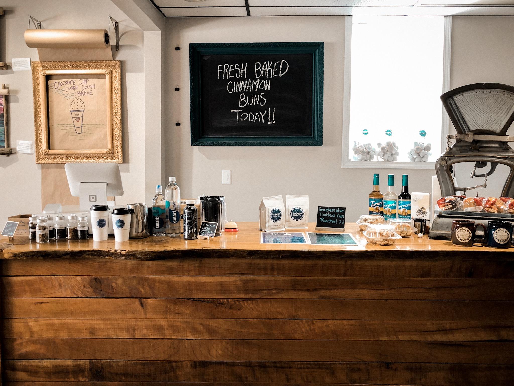 Lexington Coffee Company Michigan