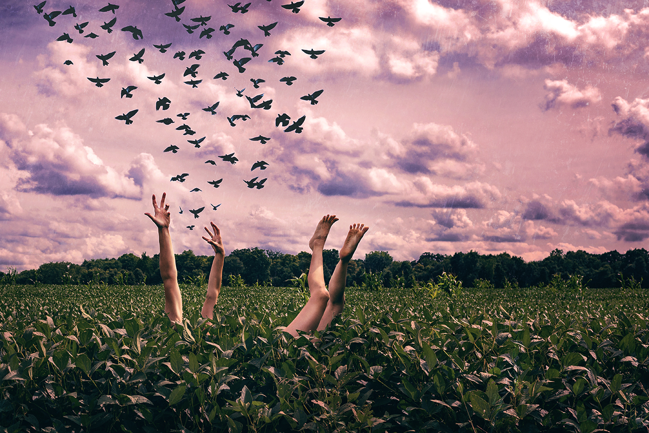 releasing emotions through Art and Photography