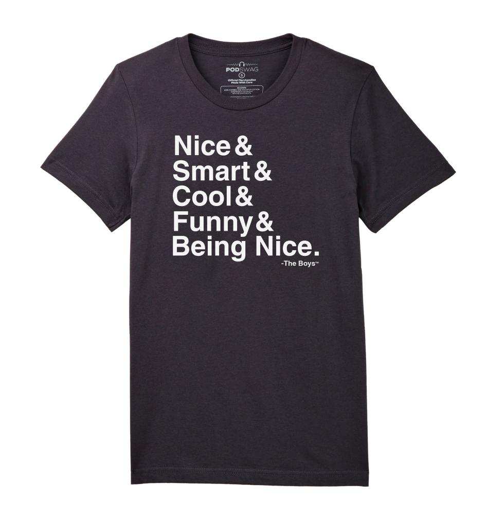 Nice & Smart T-Shirt