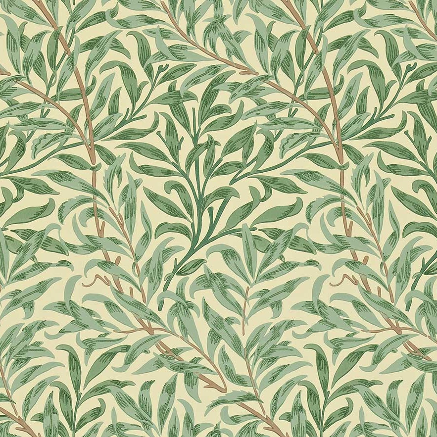 'Willow Boughs', William Morris