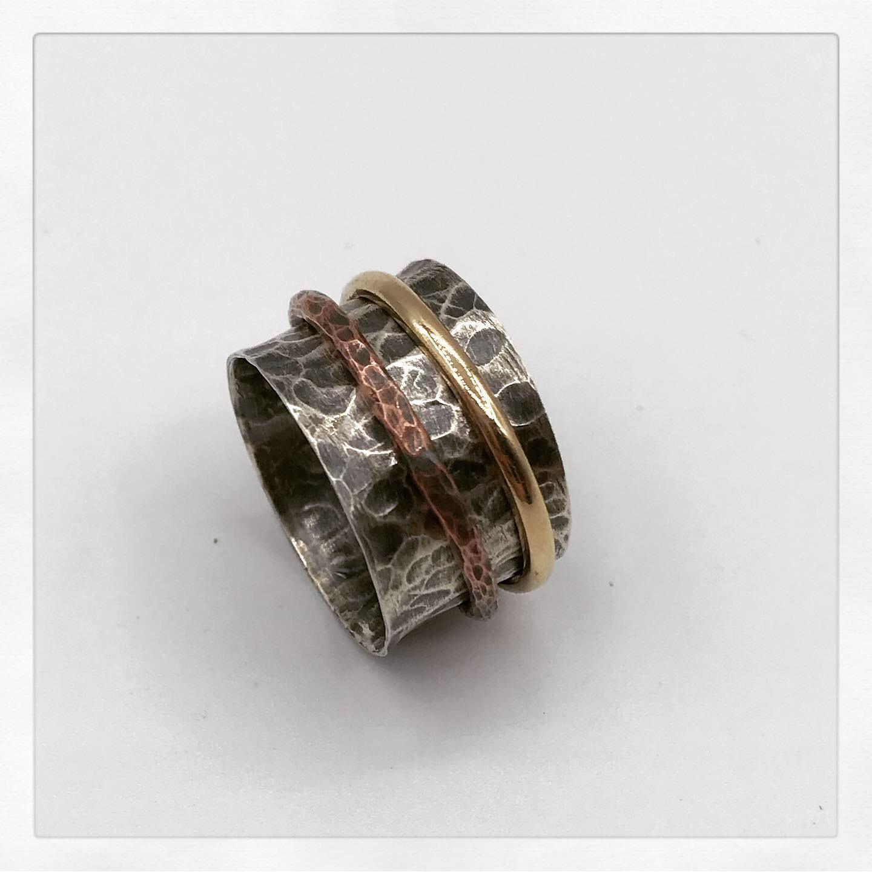 family heirloom spinner ring
