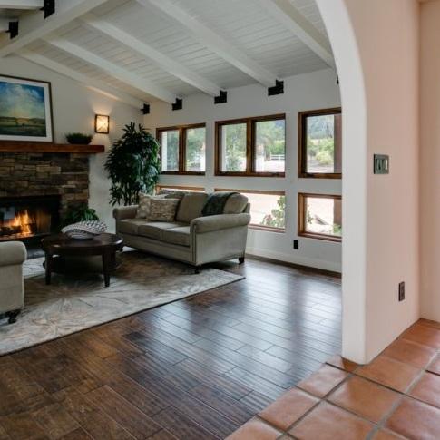 flooring selection -