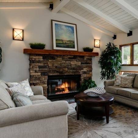 fireplace & mantel design -