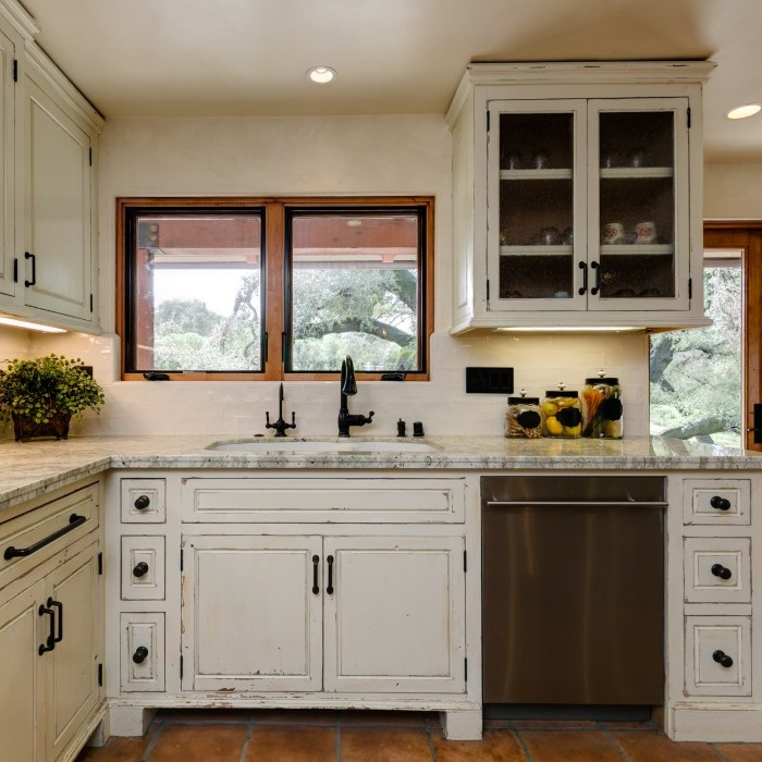 cabinetry, countertop & Hardware -