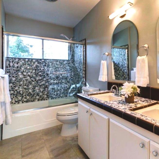 Shower & Backsplash Selection -
