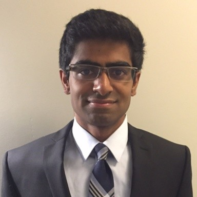 Nandha Parthiban - Business Analyst, Capital OneBS '17, Mathematics