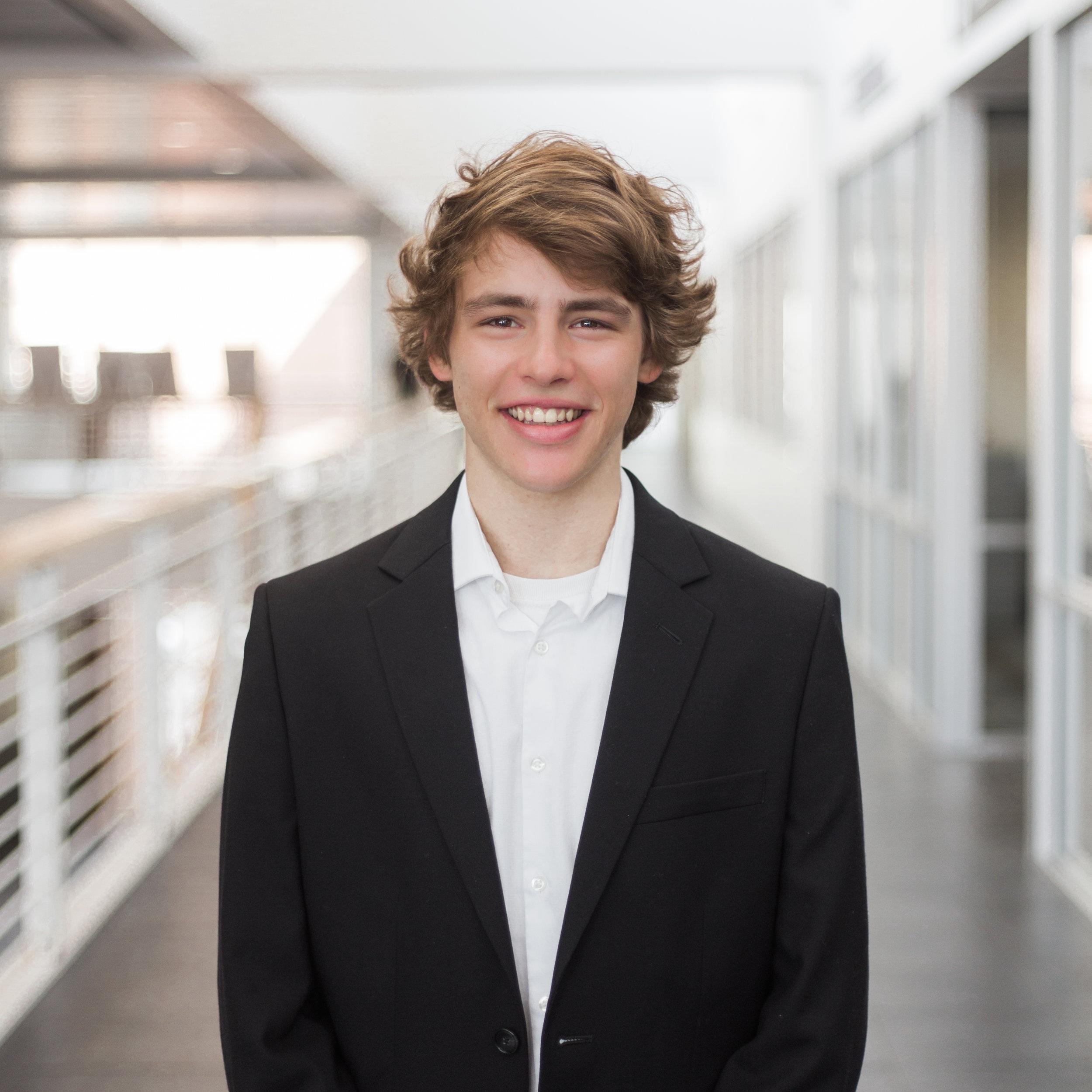 Hunter Babcock - Analyst, VP of External RelationsBSB '22, Entrepreneurial Management