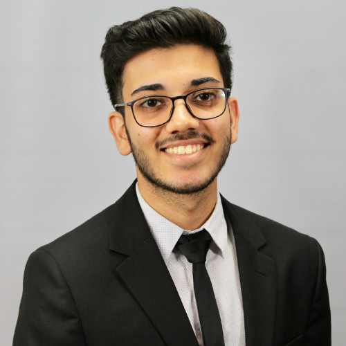 Tanmay Agarwal - AnalystBS '21, Computer Science