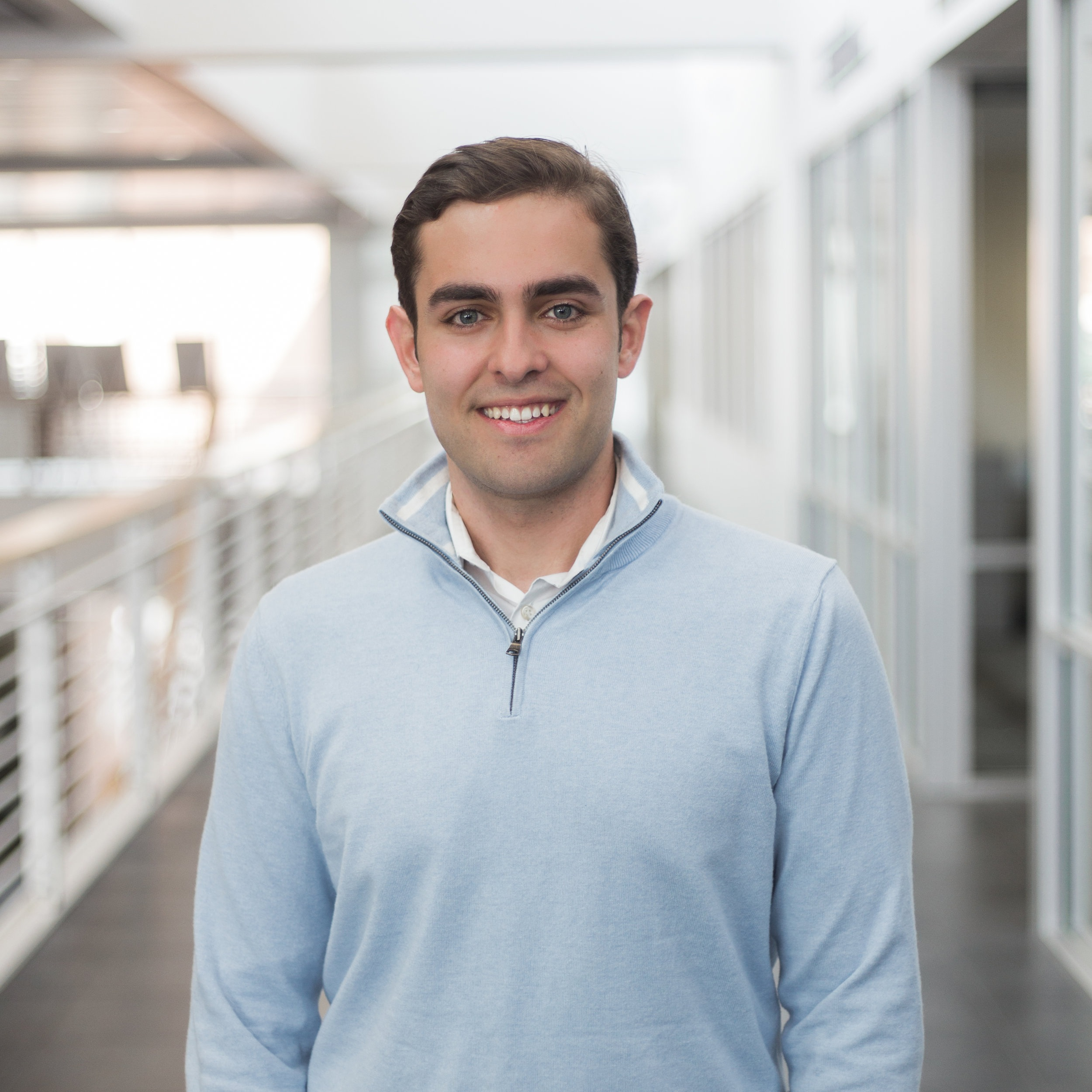 Lucas Bagno - Managing PartnerBSB '19, Finance, MIS, and Entrepreneurial Management