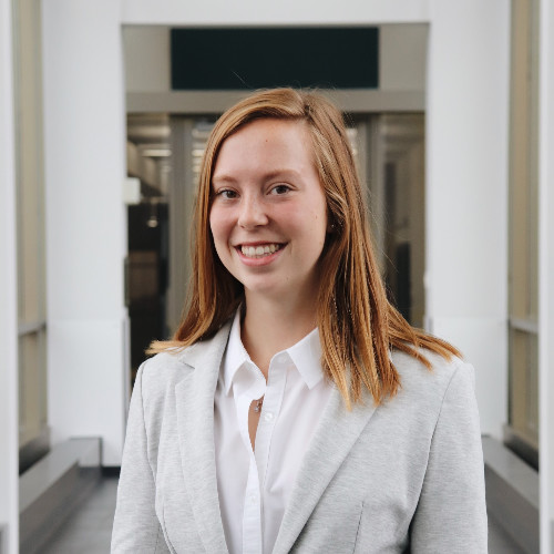 Claire Haynes - Analyst, VP of RecruitmentBS '21, Industrial Systems Engineering