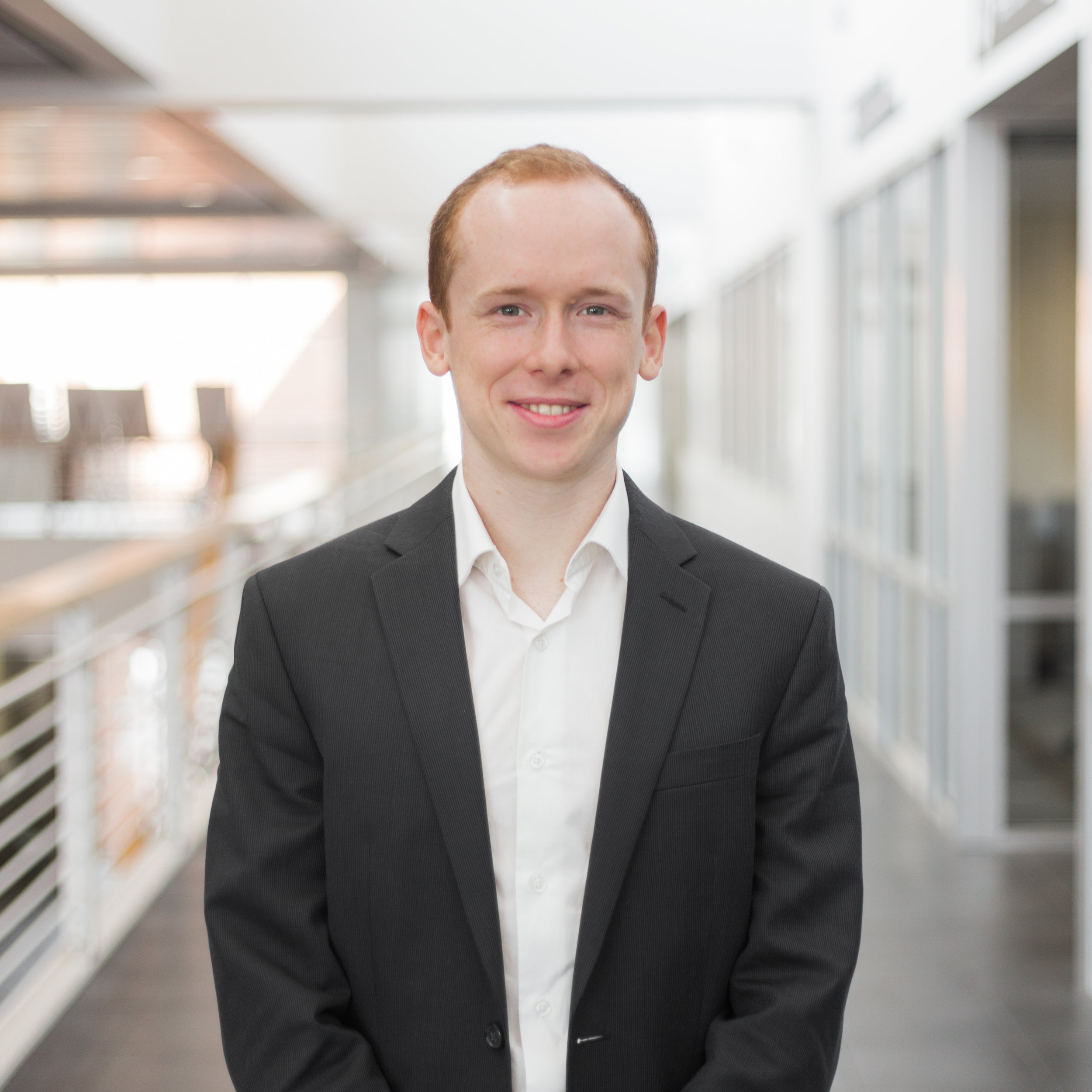 Ethan Schulz - AnalystBS '19, Computer Science