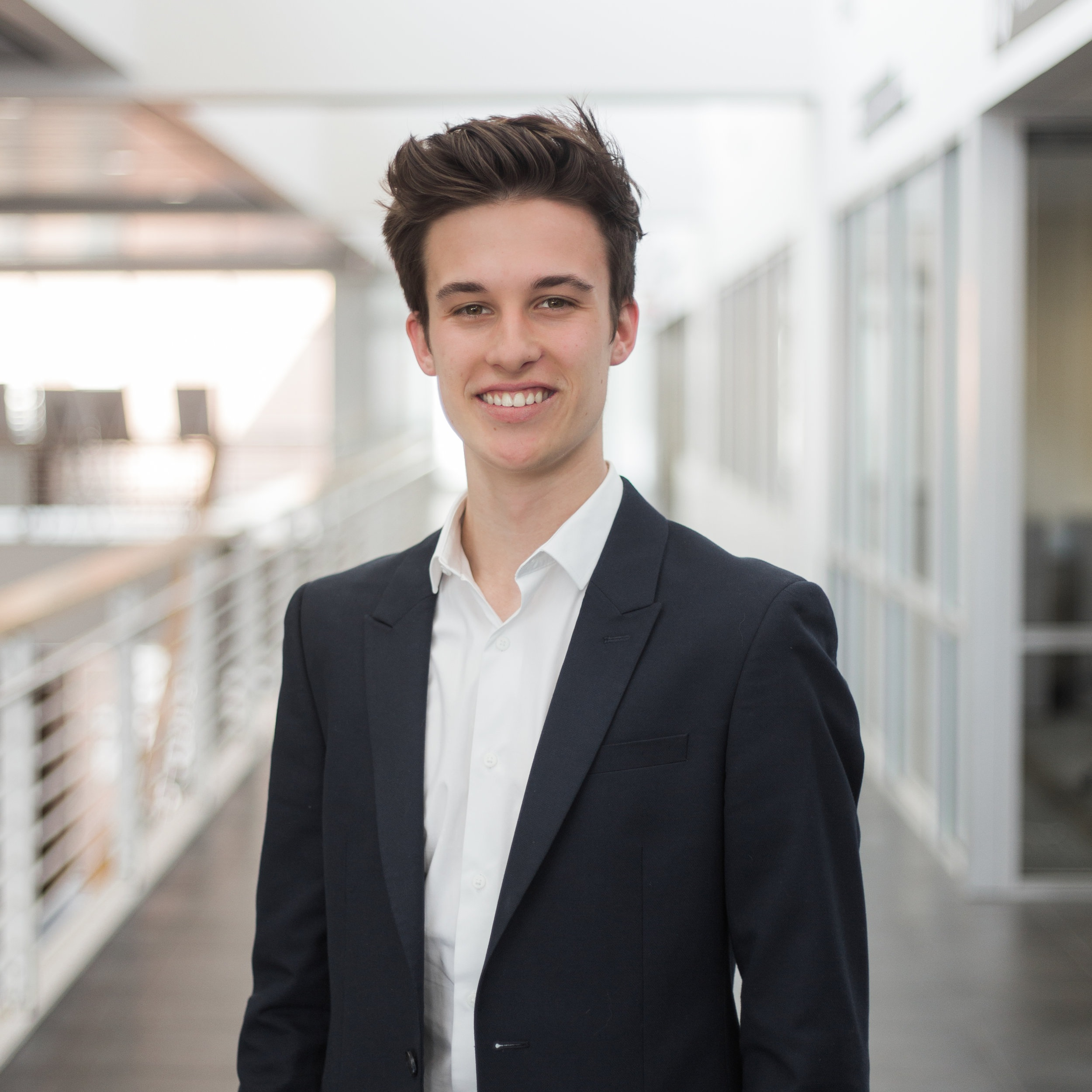 Ian Smith - AnalystBSB '20, Finance and Accounting