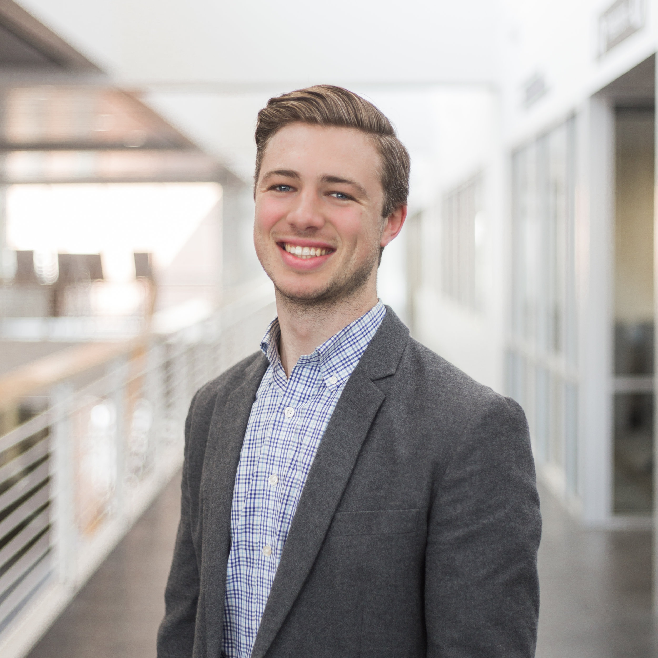Benjamin Krelitz - Staff Consultant, EYBSB '19. Finance and Entrepreneurial Management