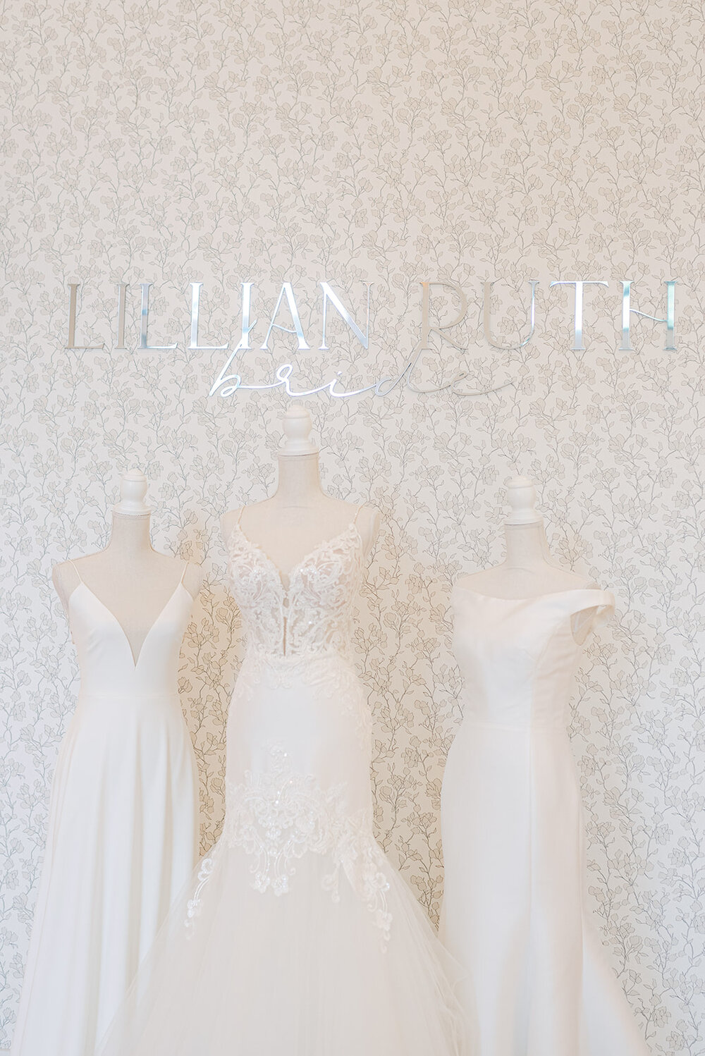 Tennessee Bridal Shop   Lillian Ruth Bride   By Appointment Only