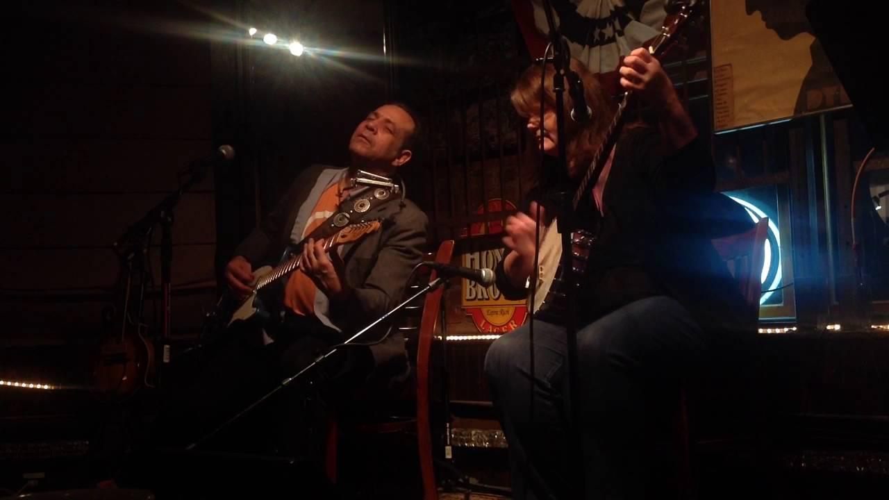With Patrick Stanfield Jones at the Dogwood, Beacon NY.