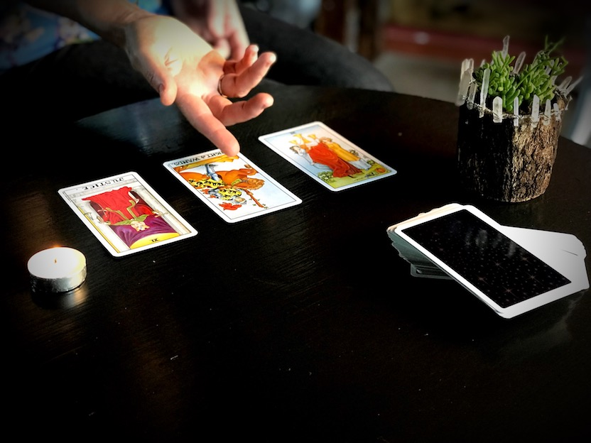 Testimonials - Listen to what others are saying about Mindful Message Tarot.