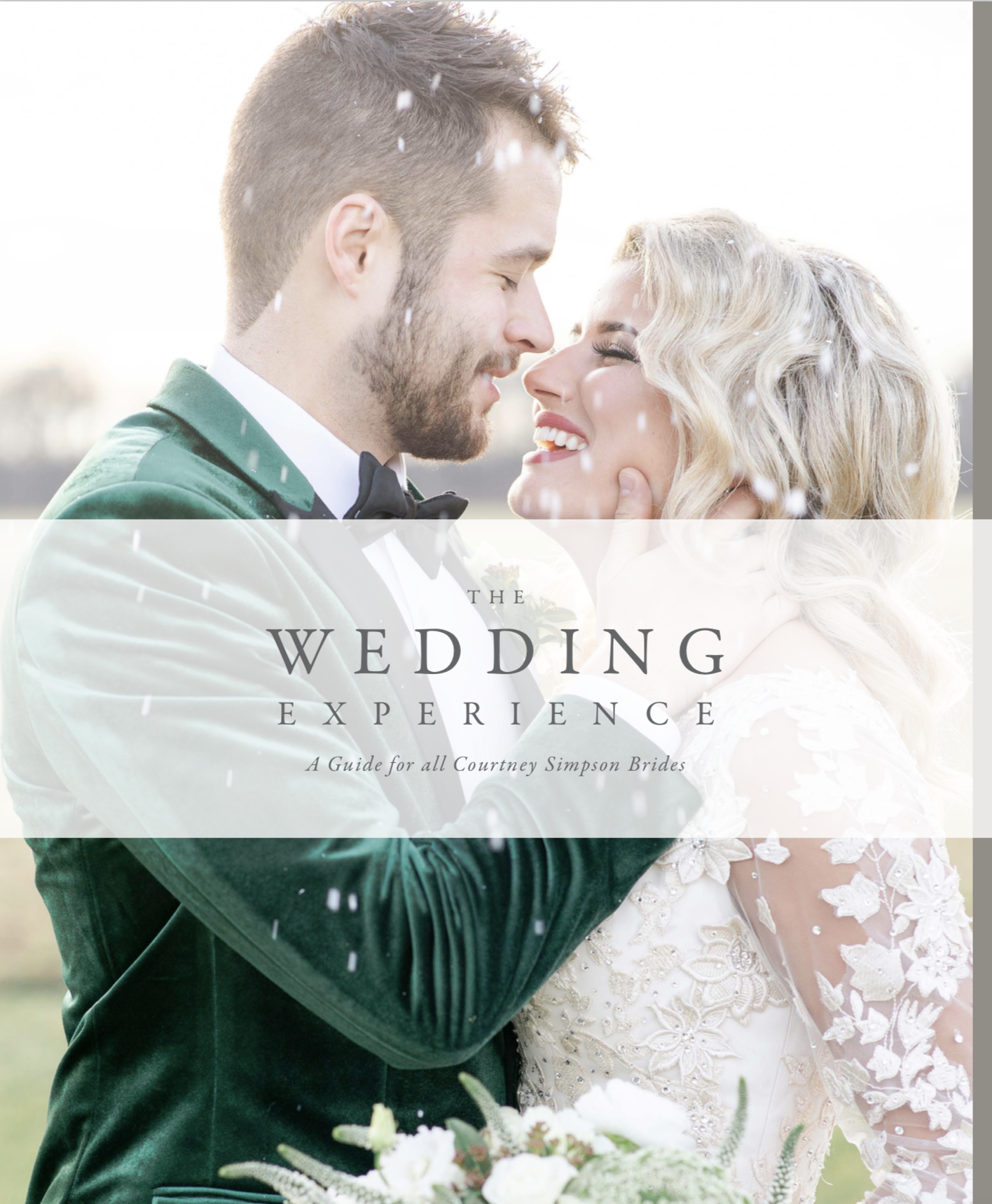 Are YOU a COURTNEY SIMPSON couple? - Click This Link to download our Bridal Guide filled with over 70 pages of information to help your special day go smoothly and prepare you and your fiancé for the best day of your lives.xo Court