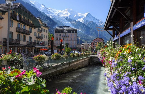 DOWNTOWN chamonix-mt. blanc