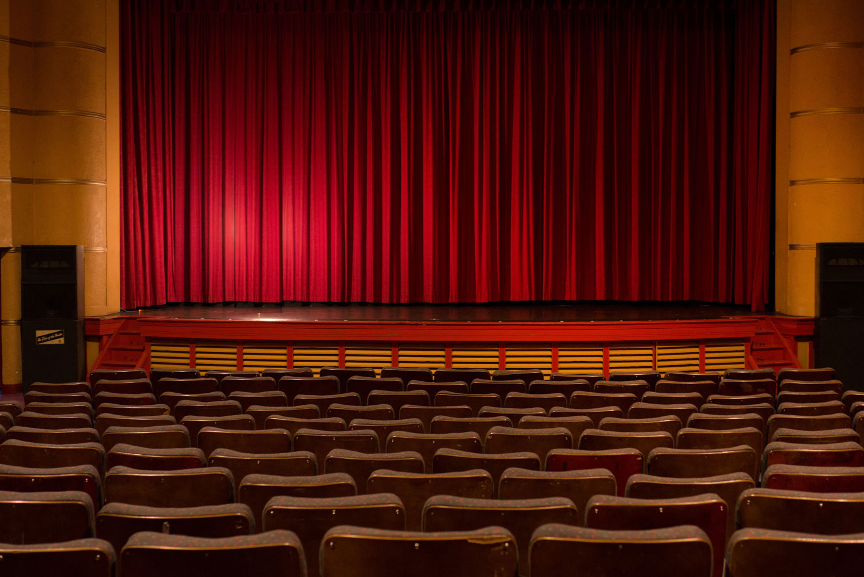 —The historical Metro Cinema at the Garneau Theatre, Edmonton, Alberta, Canada