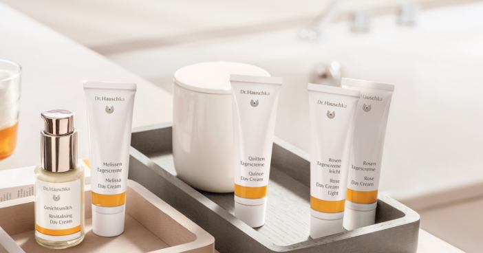 Dr. Hauschka Moisturisers each have their own leading plant, which gives them their distinctive character, as individual as your skin.