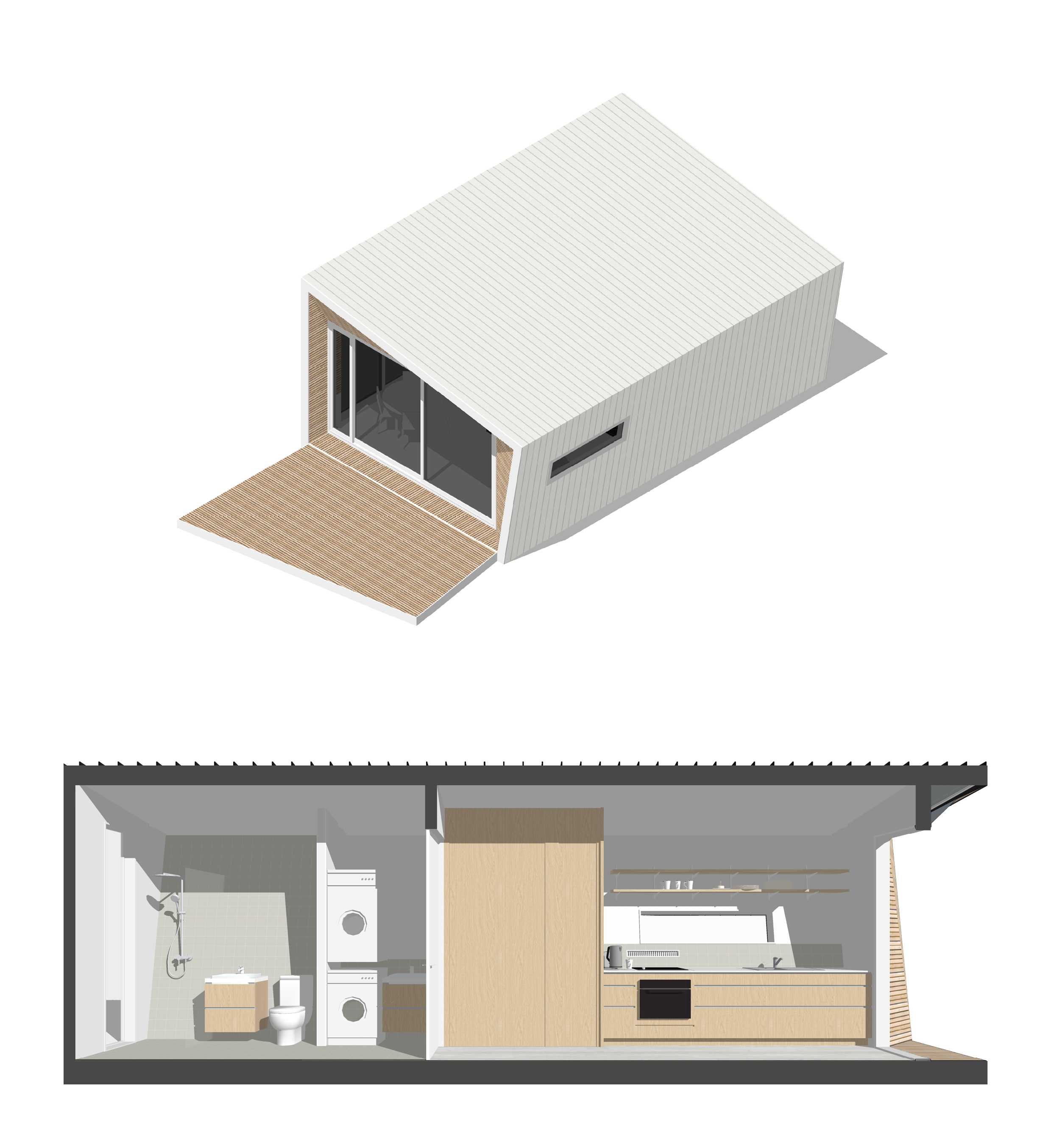 Natural Option Two Exterior