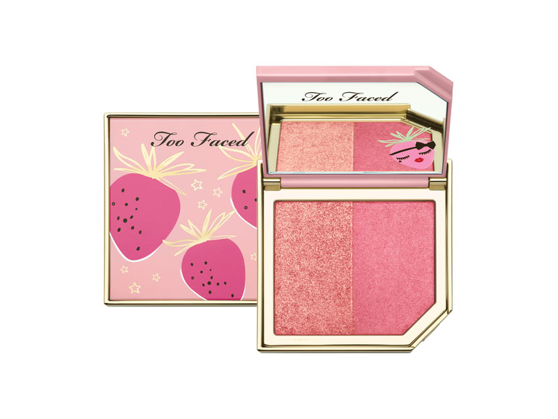 Fruit Cocktails Strobing Blush Duo US$30