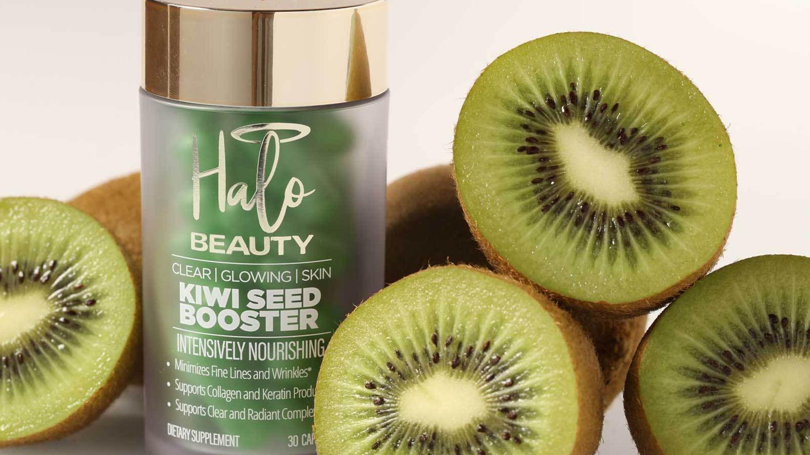 Halo Beauty Kiwi Seed Booster