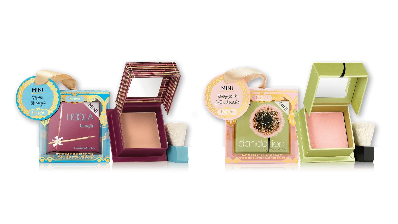 Benefit Mini box o' powder $27 each