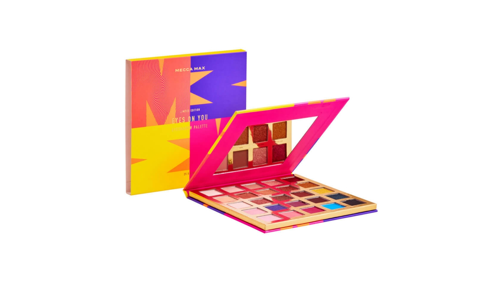 Mecca Max Eyes on You Palette $40