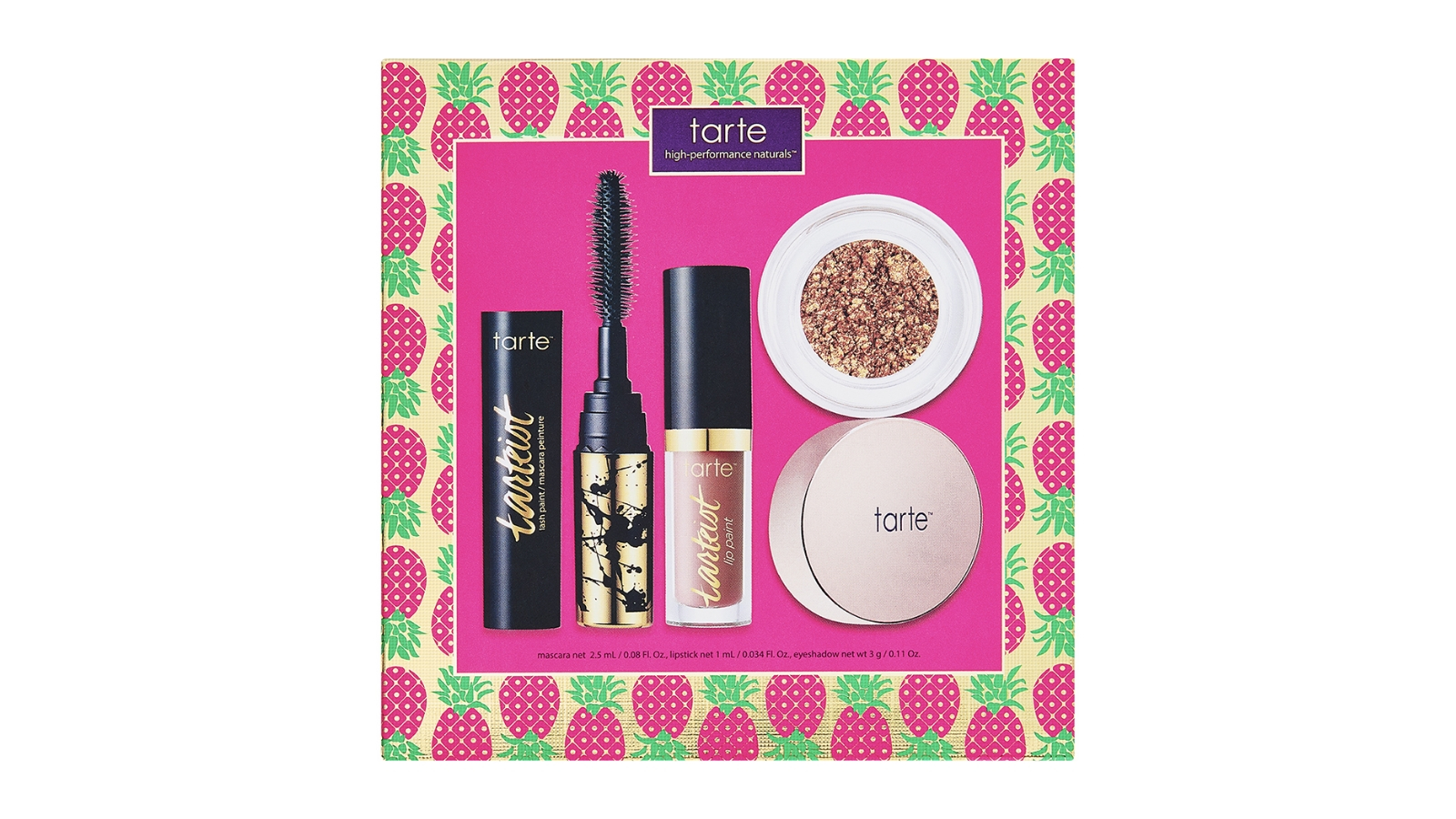 Tarte Here today gone to maui colour collection $36