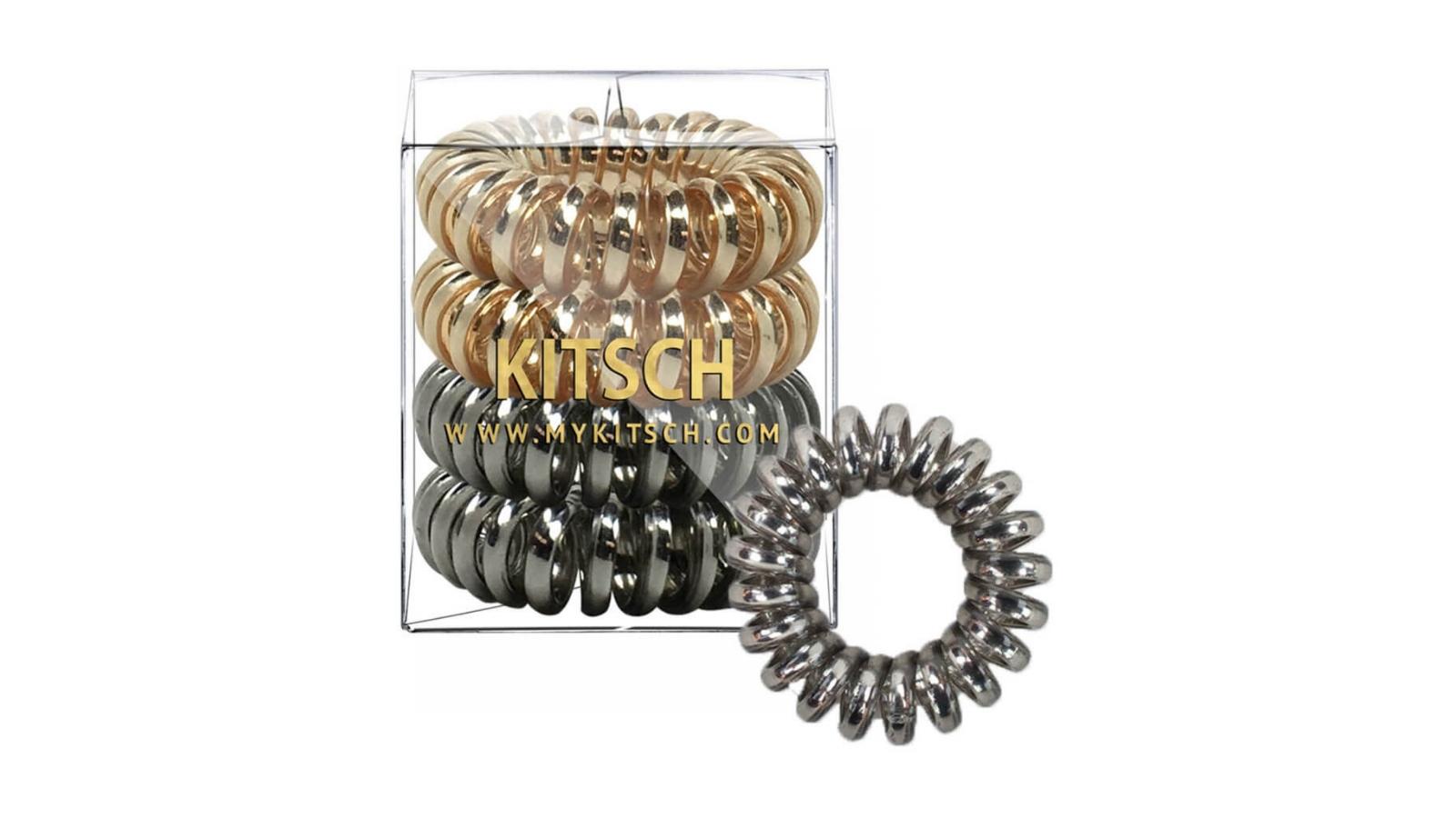 Kitch Metallic Hair Coils $7