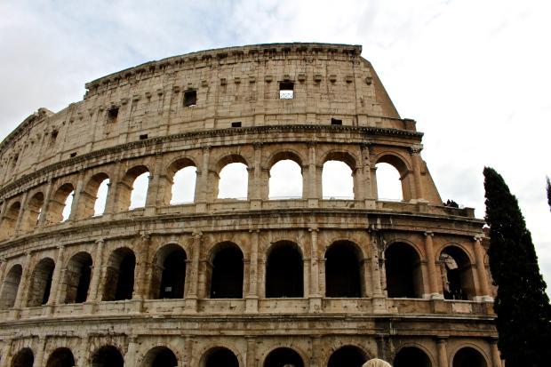 Collesium, Rome, Italy