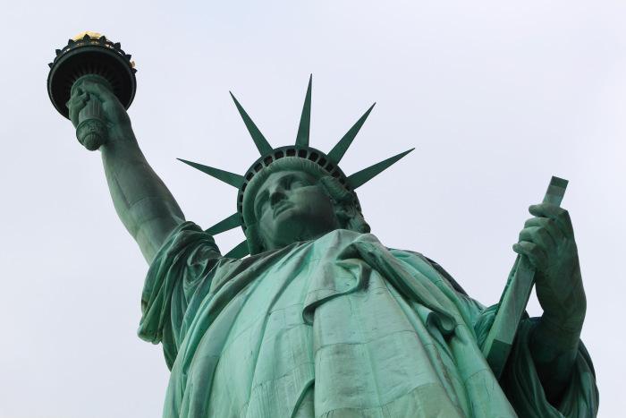 Statue of Liberty, NYC, NY