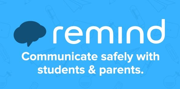 To recieve current ministry updates please click and follow our us on the Remind App!