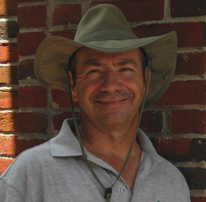 Image of Frank Atkinson, owner of Turf Preserve, LLC.