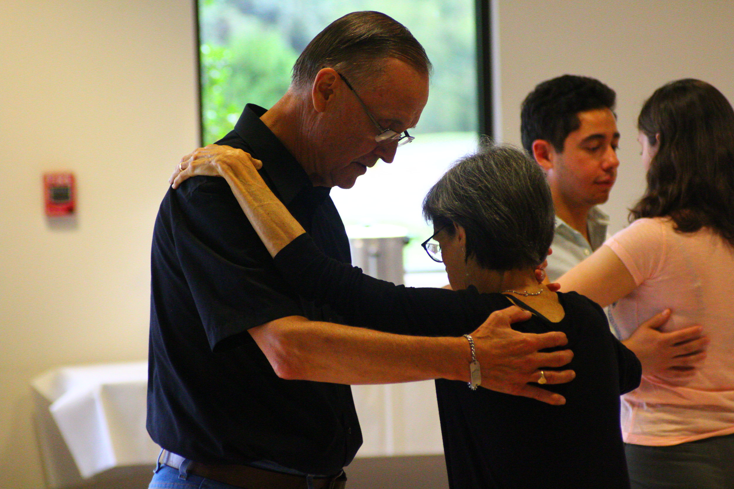 """Hal & Donna Baker - """"Phillip Fusaro teaches dance more knowledgeably than any instructors we've had in the past and is able to convey his knowledge and technique in a way that is easy to follow – and highly enjoyable. """" —Hal and Donna Baker"""