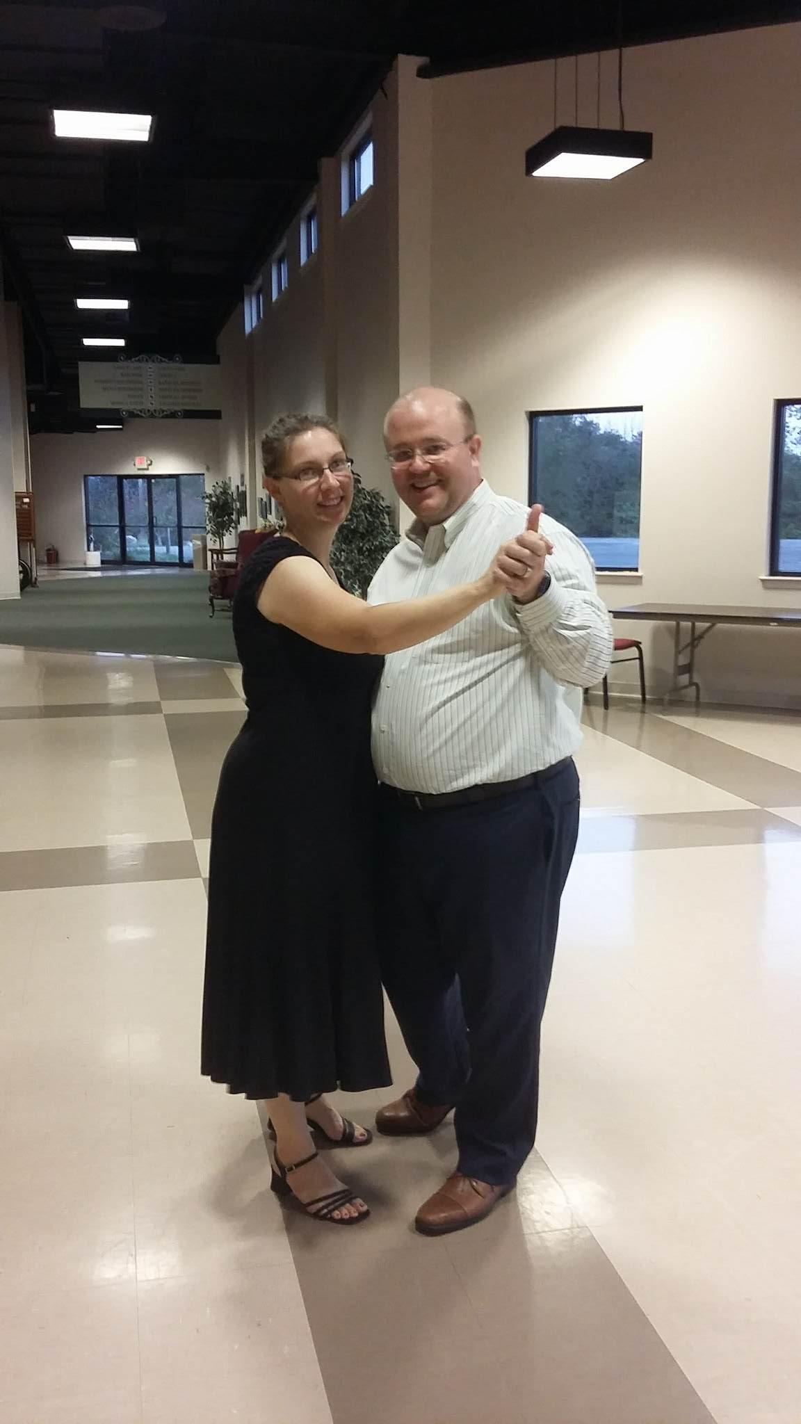 William & Amy Roy -