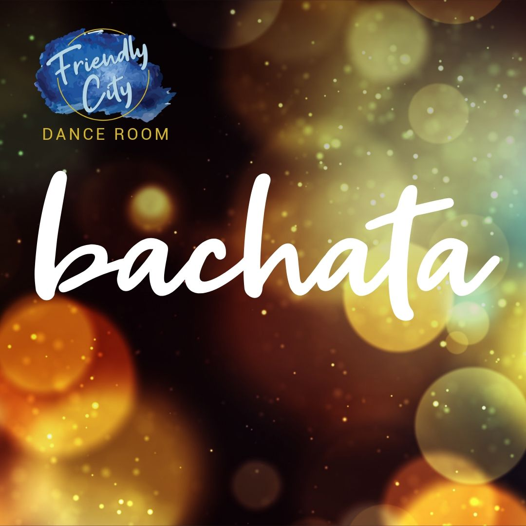 Bachata is a Latin social dance from the Dominican Republic with fluid body styling and a sensual or romantic undertone. -