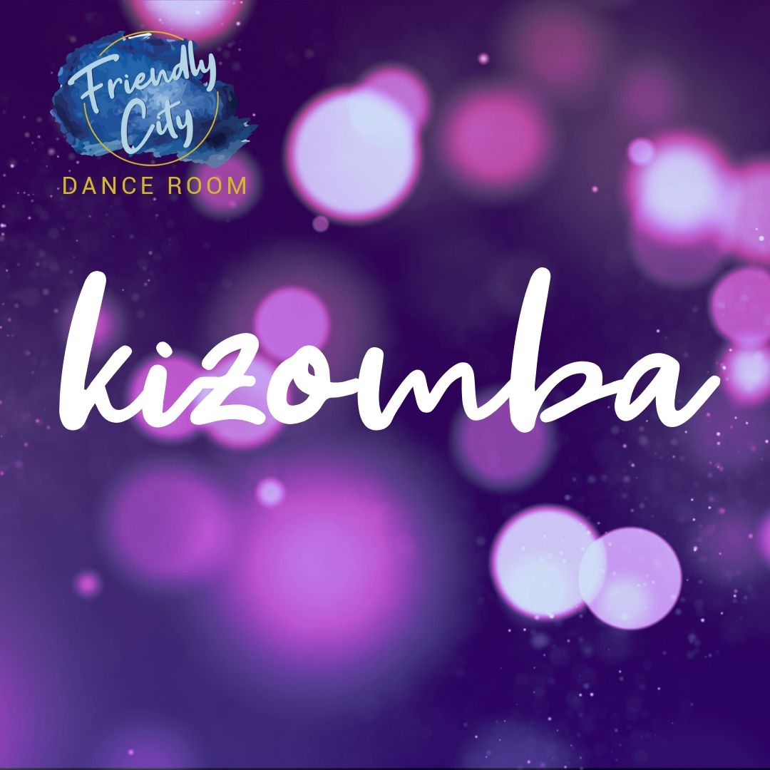Kizomba is an African social dance from Angola with Portuguese influence. The Urban Kiz style uses smooth and intentional movements and a close embrace to create an intimate connection between the partners. -